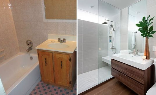 10 Tips On Small Bathroom Makeovers u2013 Residential & Commercial