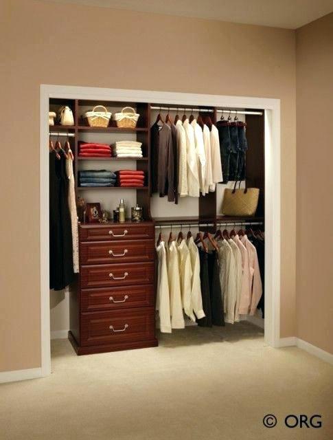 Small Bedroom Closet Ideas Design Captivating F Space Organization