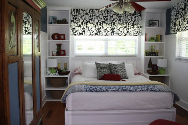 How to deal with a small bedroom