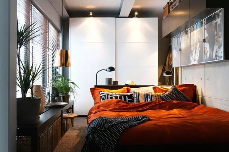 Top Small Bedroom Ideas And Designs For 2018 & 2019