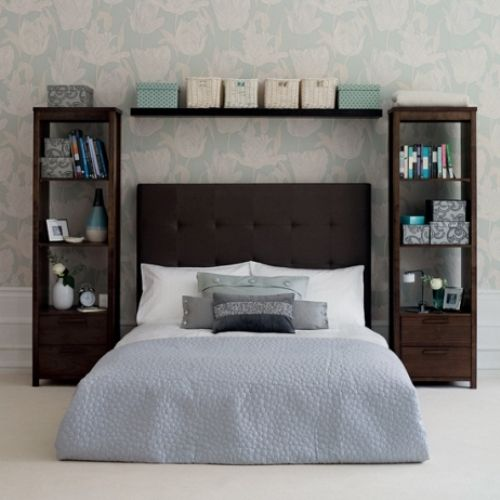 How to Arrange Bedroom Furniture in a Small Bedroom | Storage and