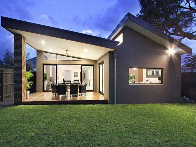 Small Contemporary House Designs