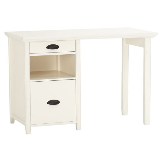 Chatham Small Storage Desk + Hutch | PBteen