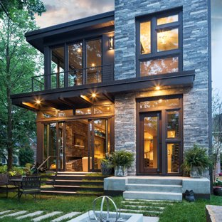 75 Most Popular Small Exterior Home Design Ideas for 2019 - Stylish