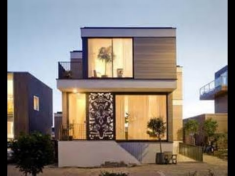 Small Home Design Ideas Exterior Design - YouTube