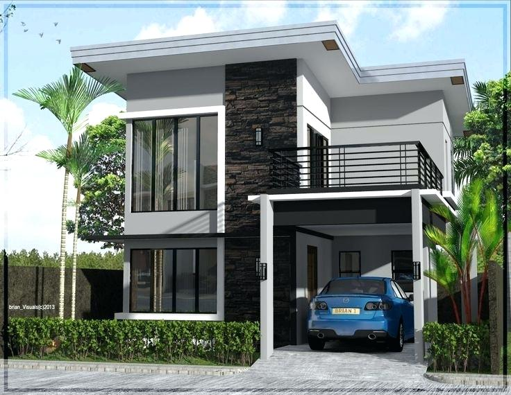 Spectacular Small House Exterior Design Philippines 90 on Furniture