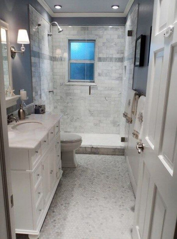 99 Small Master Bathroom Makeover Ideas On A Budget (66) | Bathroom