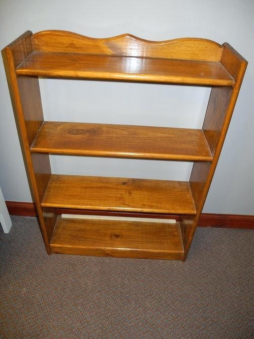 Bookcases ~ Small Pine Bookcase Small Pine Bookcase 1 Of 1 Small