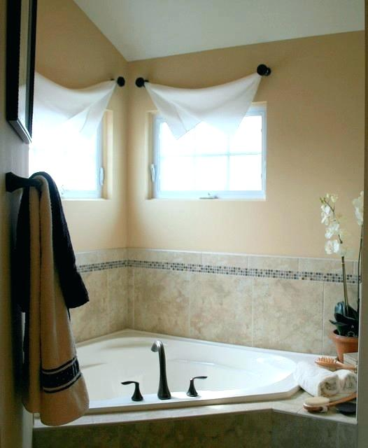 Curtains For Bathroom Window Cafe Small Windows Walmart Vinyl Curtai