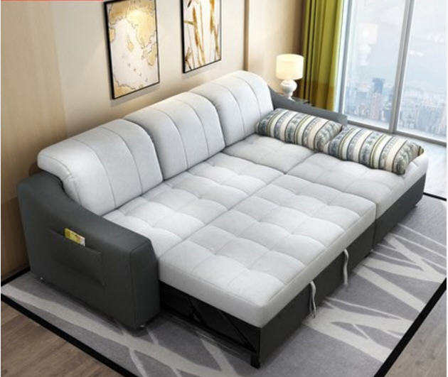 Online Shop fabric sofa bed with storage living room furniture couch