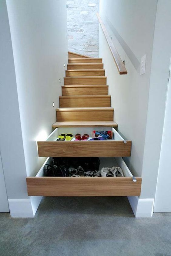 28 Creative Shoe Storage Ideas That Won't Take Much Space - Shelterness