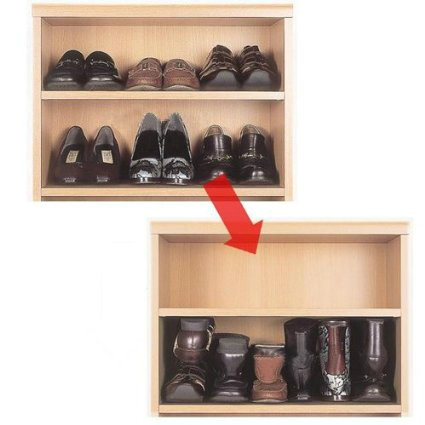 20 Clever Shoe Storage Ideas - Decoholic