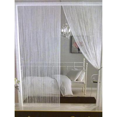 UK Retail or Wholesale | White String Curtains Patio Net Fringe for