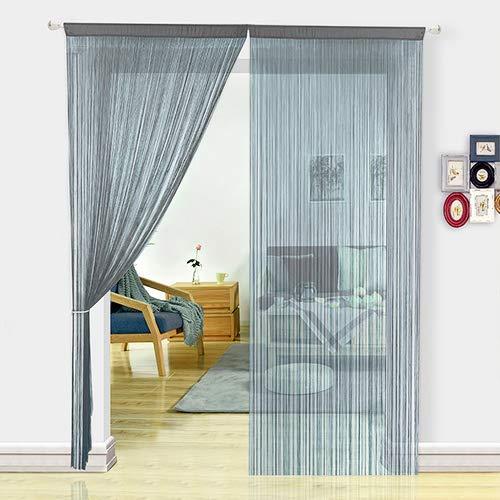 String Curtain Panel: Amazon.co.uk