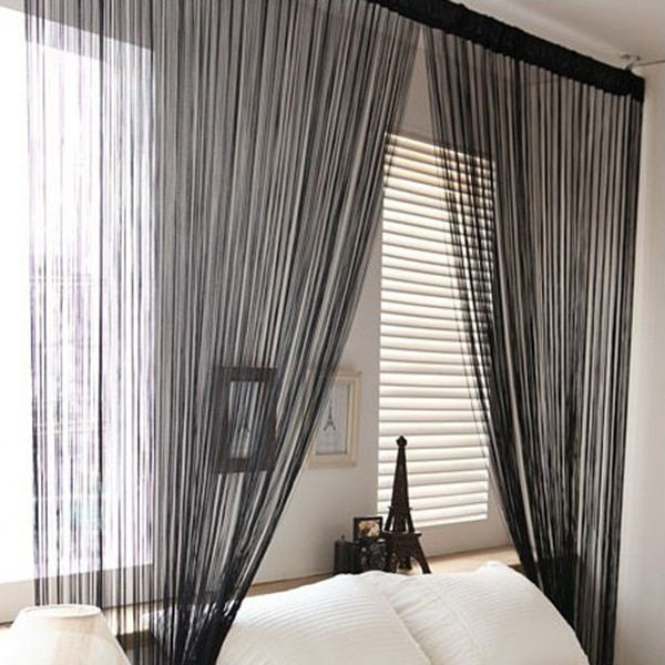 String Curtains For Windows