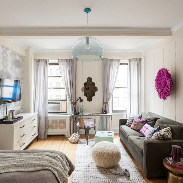 Fantastic Studio Apartment Decorating Ideas On A Budget - Get Your