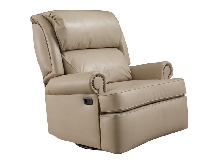 2057SRM Mathis Heavy Duty Swivel Rocker Recliner w/ Motor