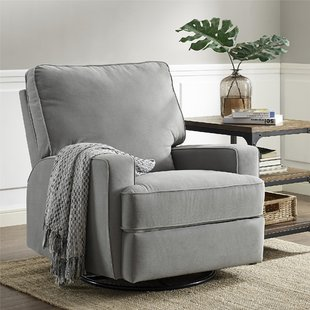 Swivel Rocker Club Chair | Wayfair
