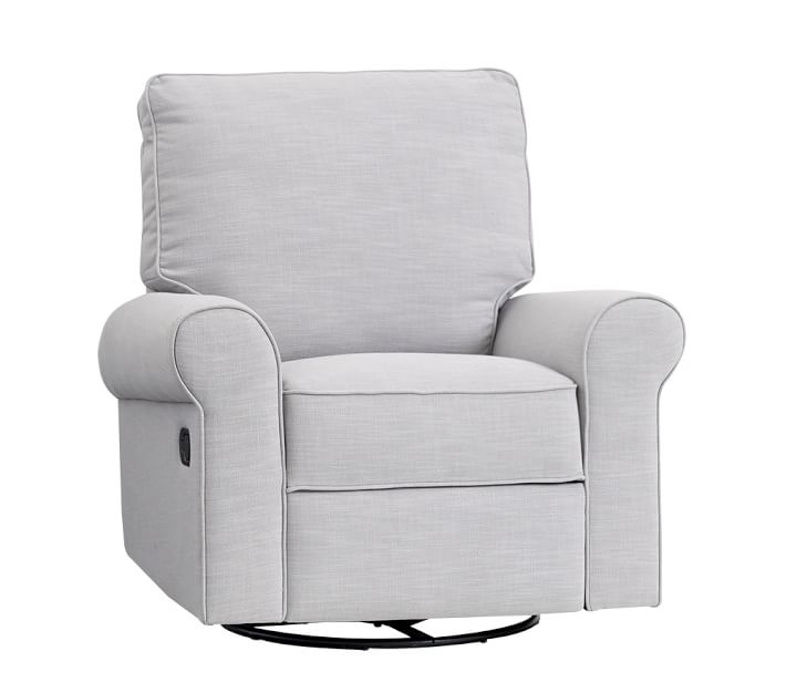 Comfort Swivel Glider & Recliner | Pottery Barn Kids