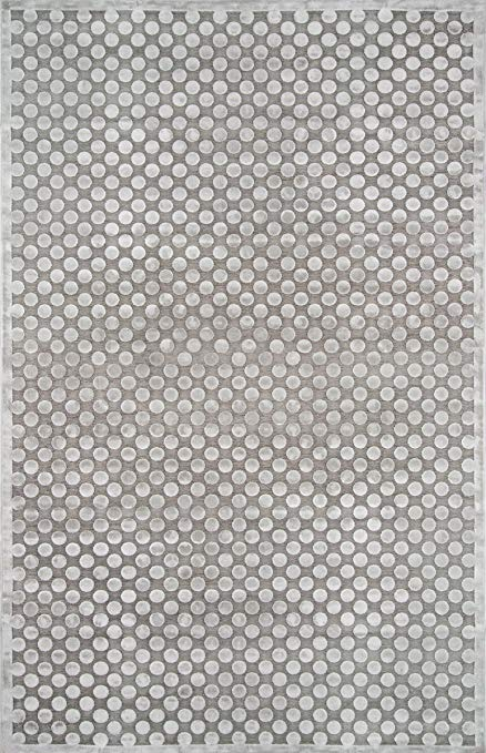 Amazon.com: Momeni Rugs PLATIPN-05GRY3353 Platinum Collection