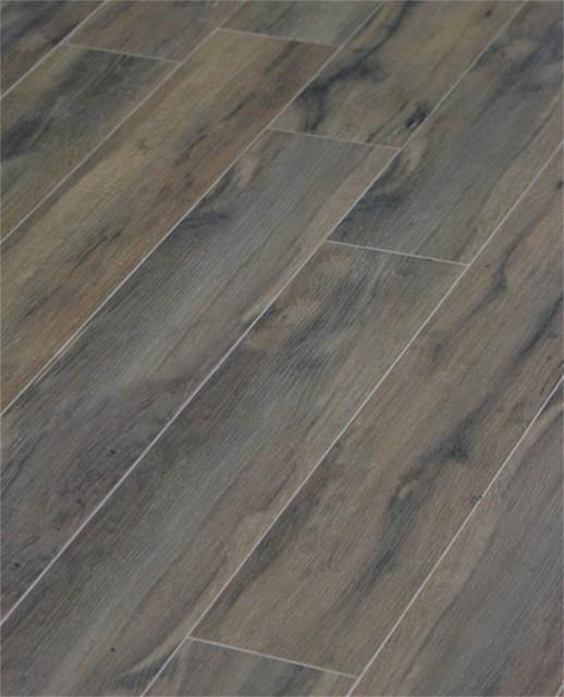 Porcelain Tile That Looks Like Wood? YES! - Kitchen - Orange County