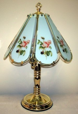 Tiffany Look Touch Lamp - Ideas on Foter
