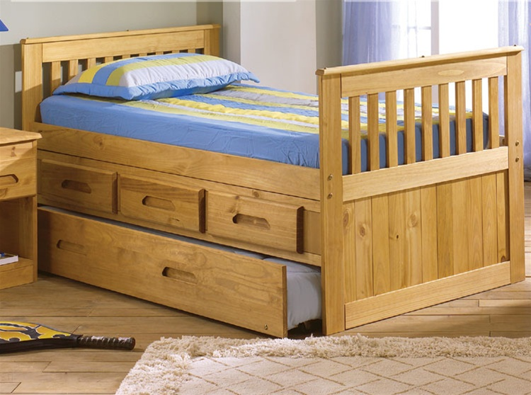 Twin Size Trundle Bed With Storage u2014 Kskradio Beds : Selecting Twin