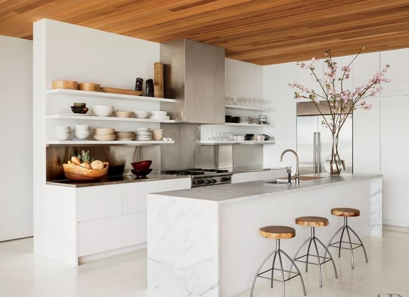 20 Functional U- Shaped Kitchen Design Ideas - Rilane