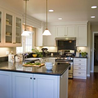 Small U Shaped Kitchen Design Ideas, Pictures, Remodel and Decor