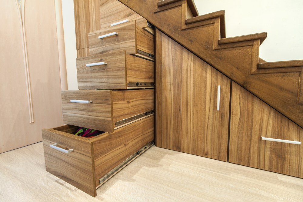 17 Unique Under the Stairs Storage & Design Ideas | Extra Space Storage