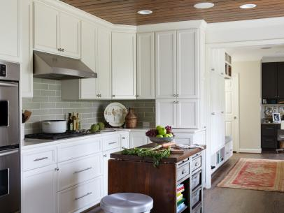 Semi-Custom Kitchen Cabinets: Pictures & Ideas From HGTV | HGTV