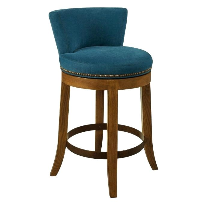 Swivel Counter Stools With Backs Leather Swivel Bar Stools With Back
