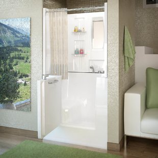 Walk In Tubs You'll Love | Wayfair