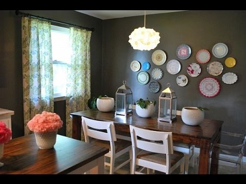Hqdefault Wall Decor For Dining Room - Wall Art Paint on