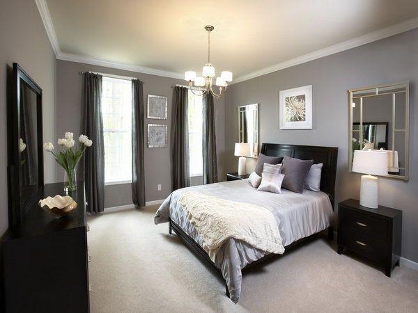 Gray Master Bedroom Paint Color Ideas | Master bedroom | Bedroom
