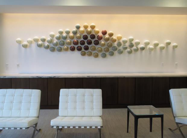 Project: Art Glass Wall Sculpture - CODAworx