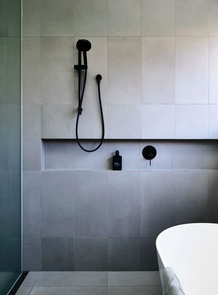 15 stunning bathrooms that don't use white tiles | H o m e