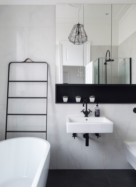 Are Black Bathroom Fittings the Hottest Trend in Bathrooms Right Now?