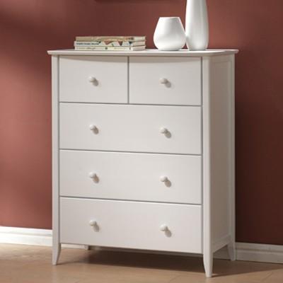 Choose best white bedroom chest of drawers u2013 DesigninYou