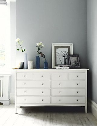 Hastings Ivory 10-Drawer Chest | Cozy home | Bedroom chest, Bedroom
