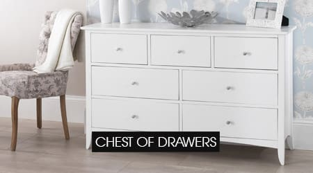 Chest of Drawers | Bedroom Furniture Direct