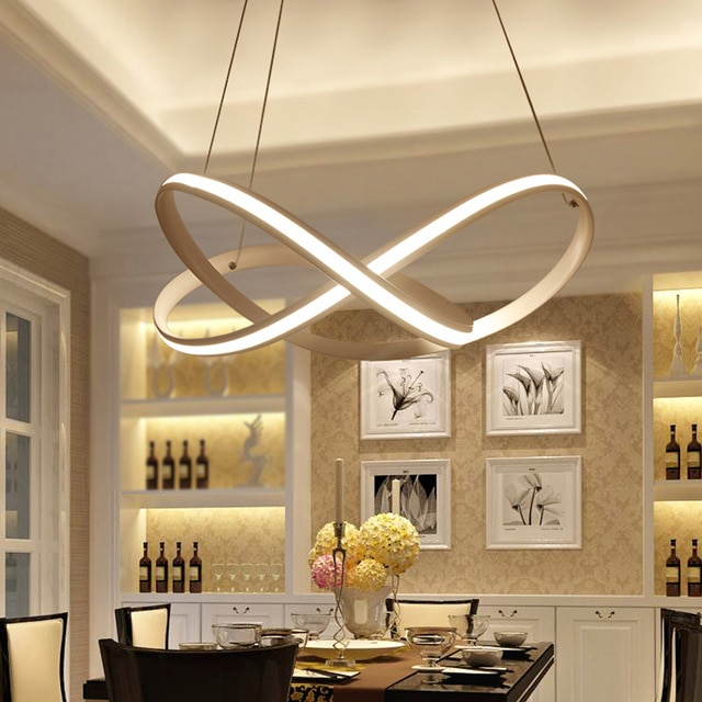 NEO Gleam Restaurant Bar Dining Room Kitchen Room Chandeliers Modern