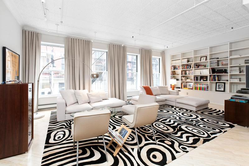 Living room : Fantastic Black & White Living Room Decorating Ideas