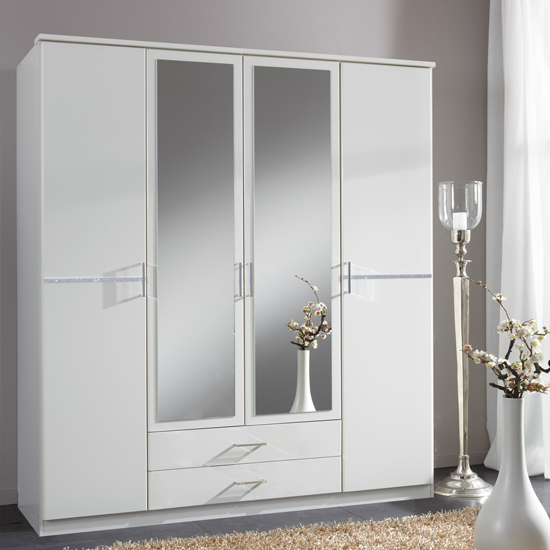 Decorate your room with mirrored wardrobe u2013 darbylanefurniture.com