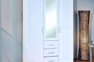 Wardrobes With Mirrors White Pine Finish Wardrobe Mirror Door Click