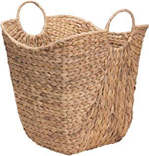 Amazon.com: Rattan & Wicker - Laundry Baskets / Laundry Storage