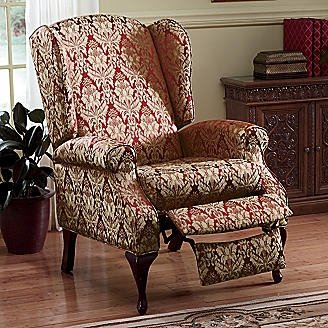 Wingback Recliners - Ideas on Foter