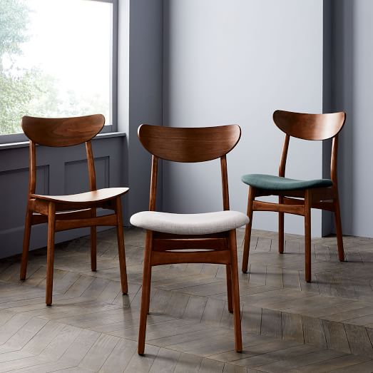 Classic Café Upholstered Dining Chair | west elm