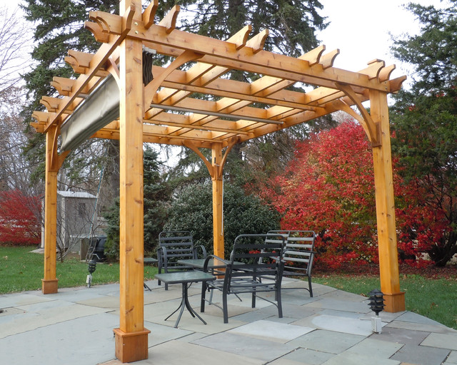 Wood Gazebo Canopy - Best Photo Wood