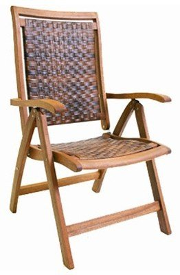 5 Position Folding Arm Chair - Ideas on Foter